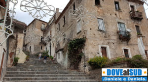 """""""Scale"""" di Scalea centro storico"""