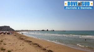 Spiagge di Rodi Garganico e mare