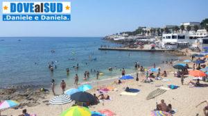 Spiagge di Santa Maria di Leuca sabbia e scogli