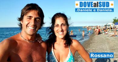 Spiaggia di Rossano e mare (Calabria)
