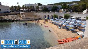 Spiaggia di Santa Caterina Salento