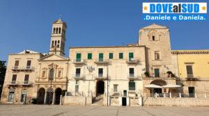 Resti del Castello di Ruvo di Puglia