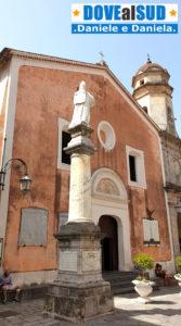 Chiesa dell'Annunziata e Colonna di San Biagio