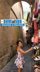 Cosa fare a Maratea: negozi di souvenir