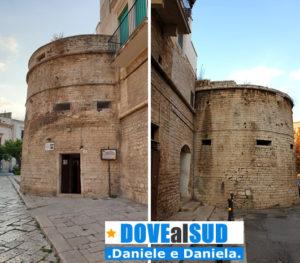 Torrioni delle mura aragonesi di Ruvo di Puglia