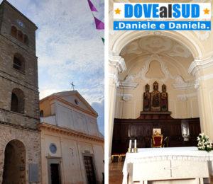 Basilica Santa Maria de Gulia con campanile romanico