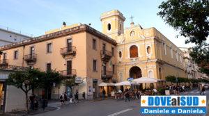 Chiesa del Carmine Piazza Tasso