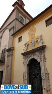 Chiesa di Sant'Antonio Abate con Porta del Giubileo