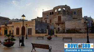 Palazzo De Franceschis centro storico di Rutigliano