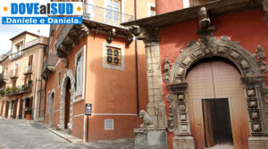 Pignola paese dei portali in Basilicata