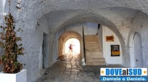Porta del Monterrone centro storico