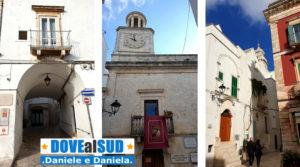 Porta Nuova, Torre dell'Orologio e centro storico