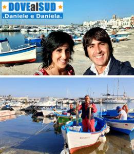 Porto e lungomare di Mola di Bari