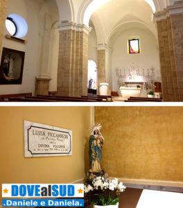 Santuario della Madonna Greca con Luisa Piccarreta