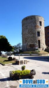 Torre Guevara: antico castello