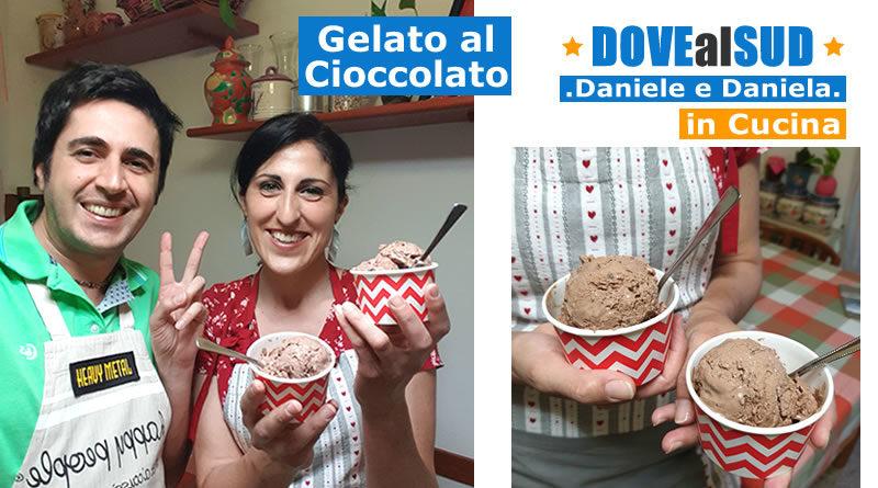 Ricetta Gelato al cioccolato senza gelatiera