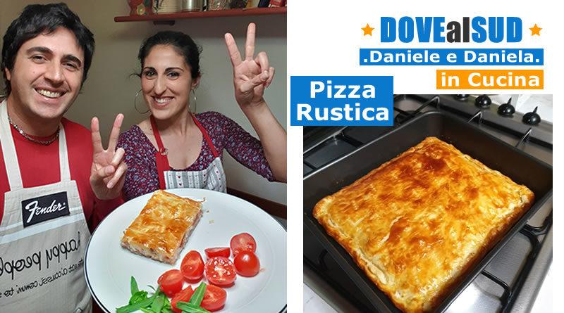 Ricetta pizza rustica