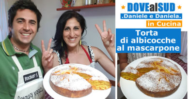 Ricetta torta di albicocche al mascarpone