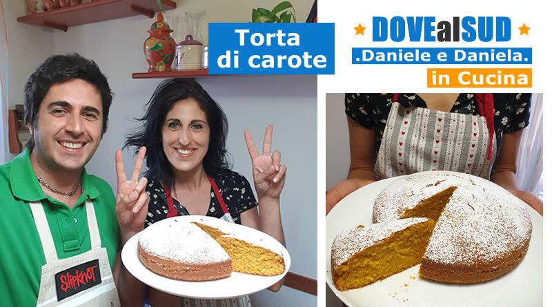 Ricetta torta di carote