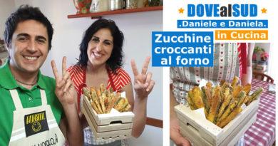 Ricetta zucchine croccanti al forno