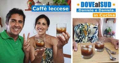 Ricetta caffè leccese in ghiaccio