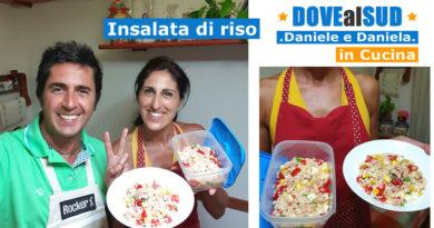 Ricetta insalata di riso