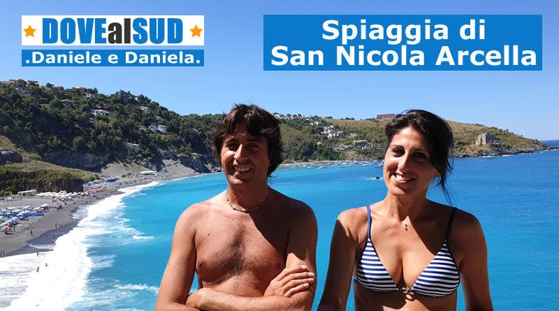 Spiaggia e mare di San Nicola Arcella