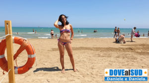 Spiaggia e mare di Scialmarino