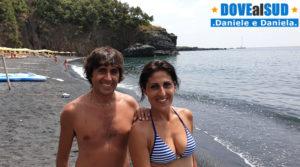 Spiaggia nera di Maratea