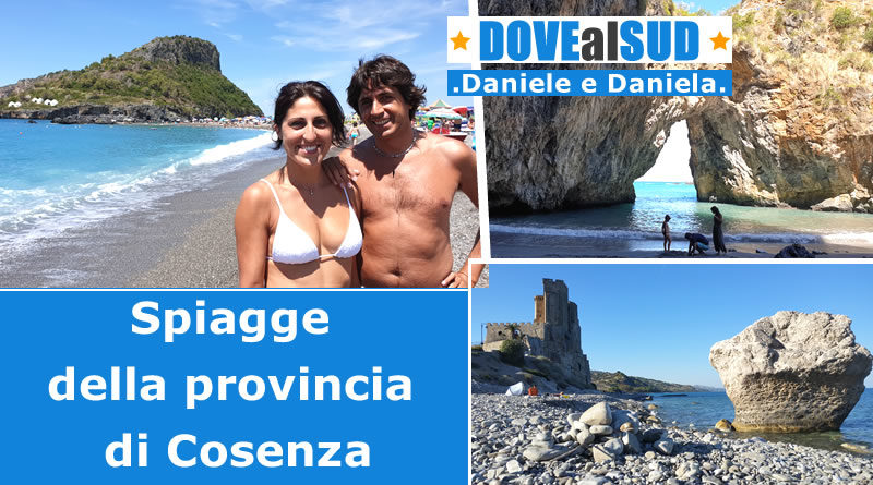Spiagge della provincia di Cosenza più belle