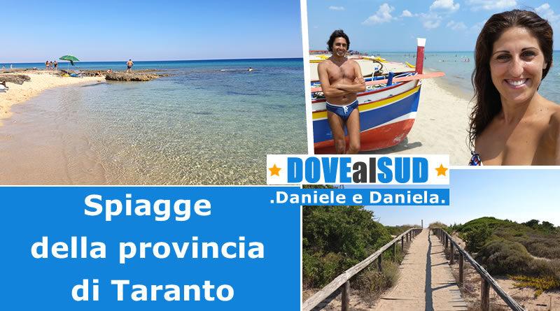 Spiagge della provincia di Taranto
