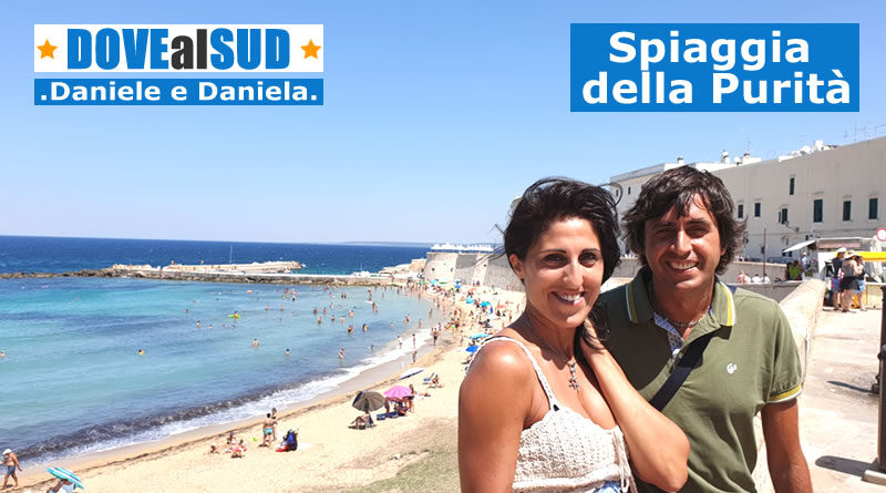 Spiaggia della Purità di Gallipoli