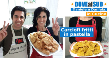 Carciofi fritti in pastella